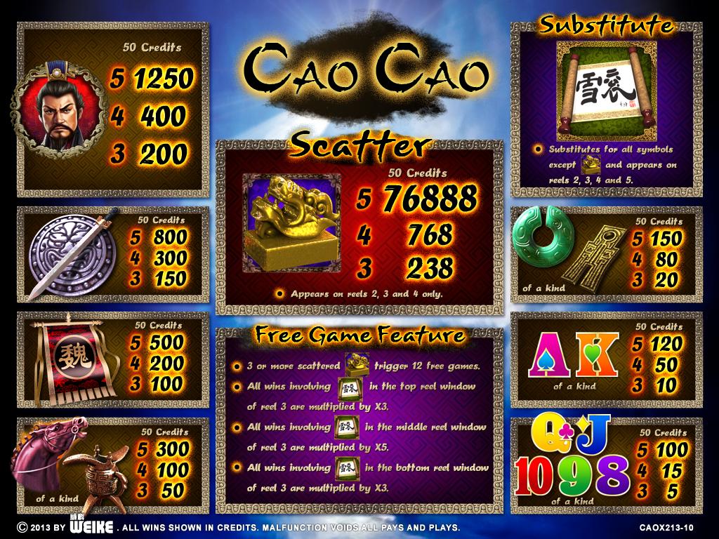 Cao Cao 1