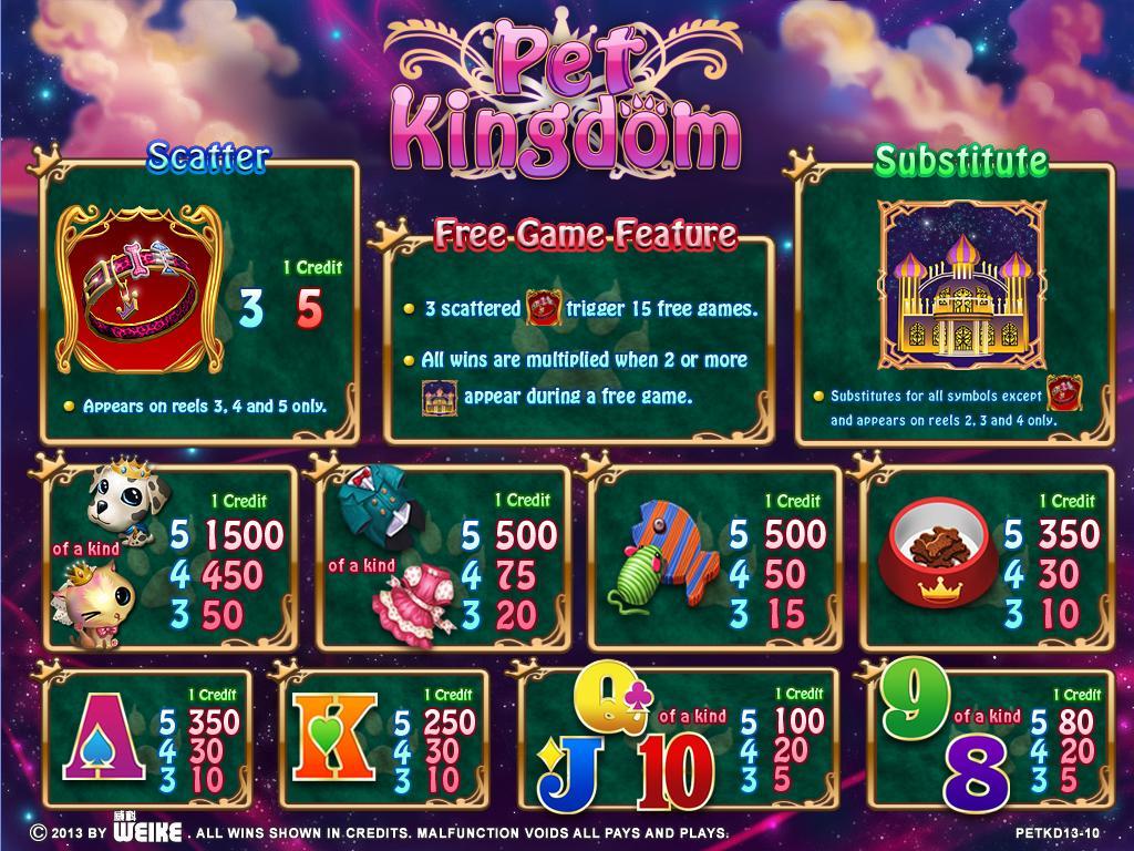 Pet Kingdom 1